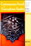 Contemporary French and Francophone Studies, vol. 15, no. 1