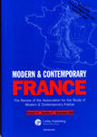 Modern and Contemporary France, NS vol. 10, no. 4