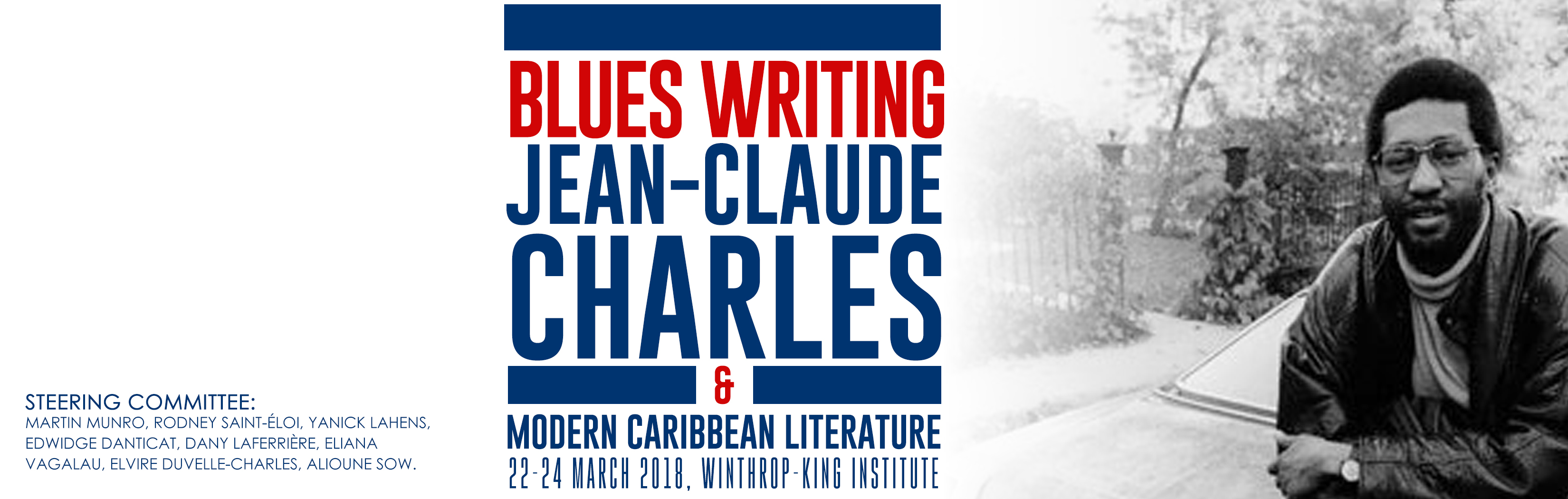 Jean-Claude Charles Event Banner